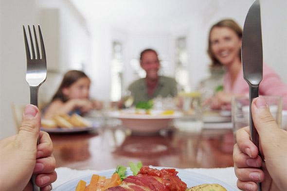 Estrategias para comer despacio