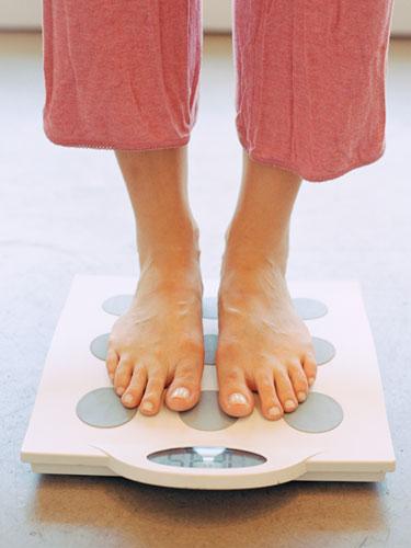 Cambiar hábitos de vida y retirar el foco del peso