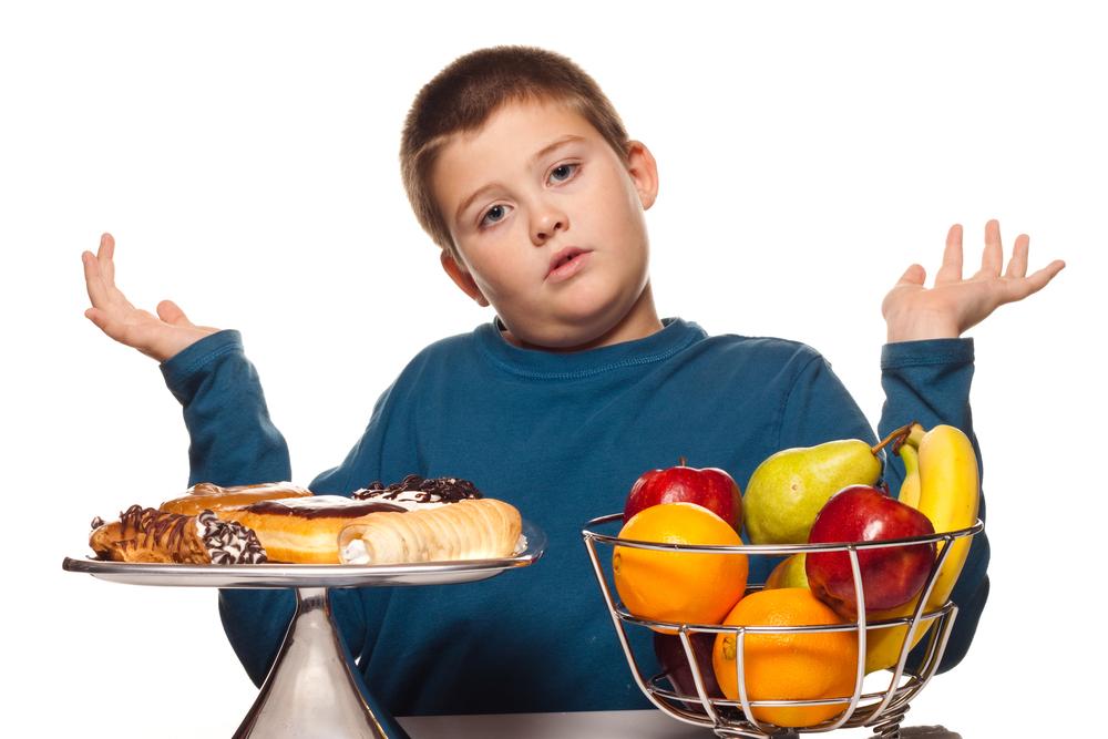 El sobrepeso afecta al 28,5% de la población infantil en España