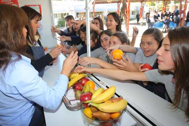 Prevenir la obesidad desde los colegios