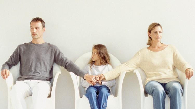 Hijos de padres divorciados, más propensos a la obesidad