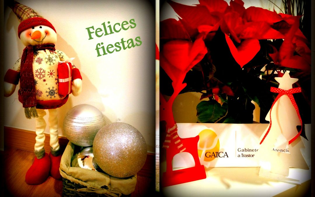 El Centro GATCA os desea Feliz Navidad