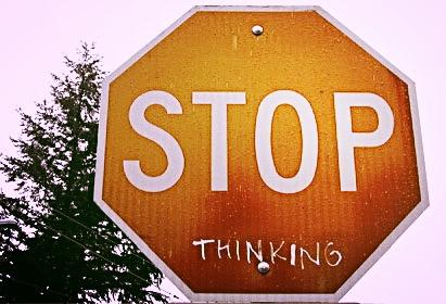 Parar el pensamiento